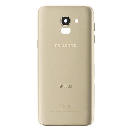Samsung J600 Galaxy J6 (2018) kryt baterie zlatá