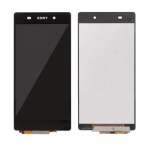 Dotyková deska Sony Xperia Z2 D6503 + LCD černá
