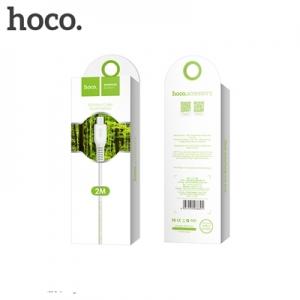 Datový kabel HOCO X20 micro USB barva bílá - 1 metr