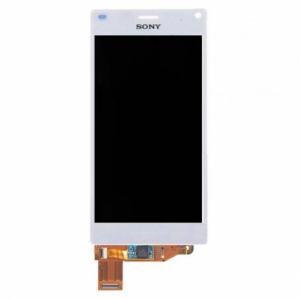 Dotyková deska Sony Xperia Z3 mini / compact D5803 + LCD bílá