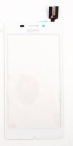 Dotyková deska Sony Xperia M2 AQUA D2403 bílá