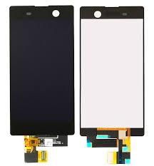 Dotyková deska Sony Xperia M5 E5603 + LCD černá
