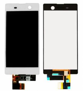 Dotyková deska Sony Xperia M5 E5603 + LCD bílá