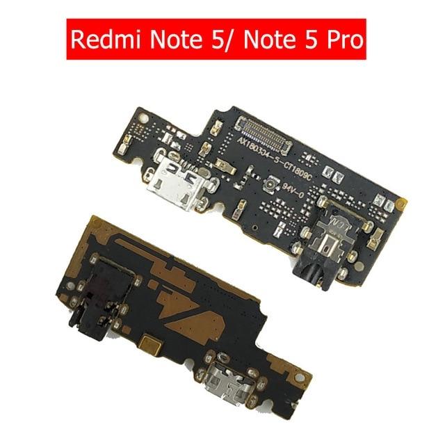 Xiaomi Redmi NOTE 5 flex pásek nabíjení + mikrofon