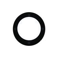 Sklíčko zadní kamery iPhone 6, 6S 4,7 bez rámečku černá