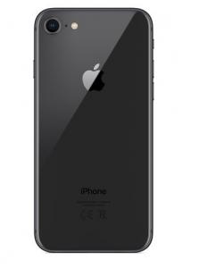 Kryt baterie + střední iPhone 8 (4,7) originál barva grey