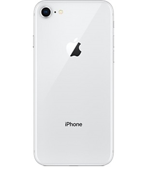 Kryt baterie + střední iPhone 8 (4,7) originál barva silver