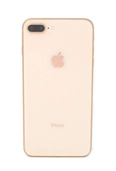 Kryt baterie + střední iPhone 8 PLUS (5,5) originál barva gold
