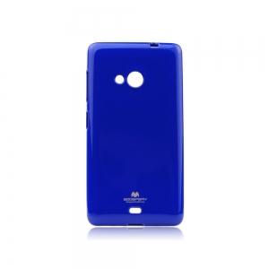 Pouzdro MERCURY Jelly Case Samsung J610 Galaxy J6 PLUS (2018) tmavě modrá