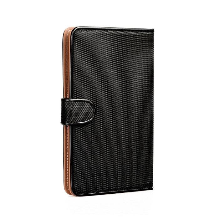 Pouzdro na TABLET 9´´- 10´´ Colourful Fancy - barva černá