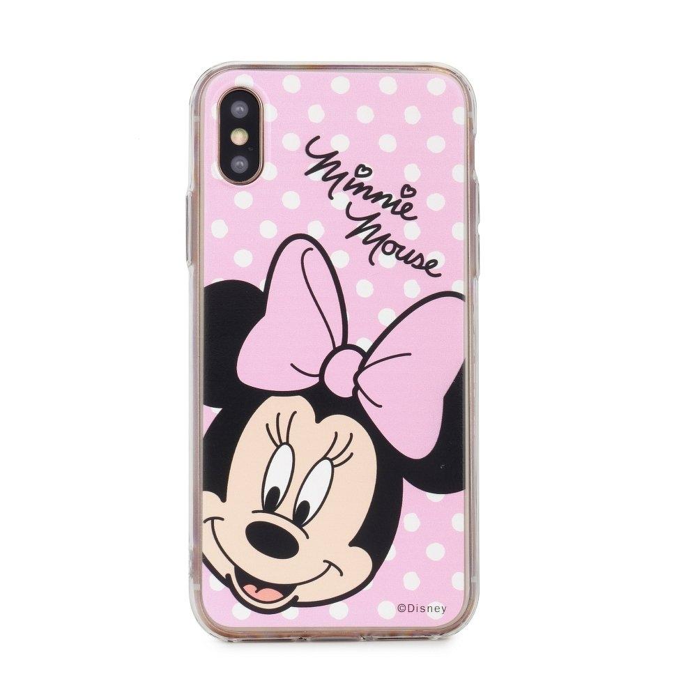 Pouzdro iPhone 7 PLUS, 8 PLUS (5,5) Minnie Mouse vzor 008