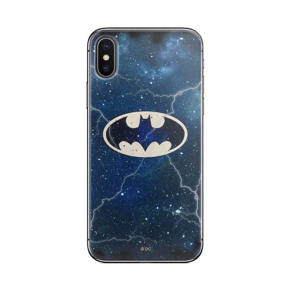 Pouzdro Samsung J415 Galaxy J4 PLUS (2018) Batman Navy Blue vzor 003