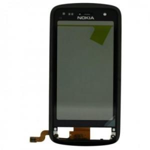 Dotyková deska Nokia C6-01 + kryt černá