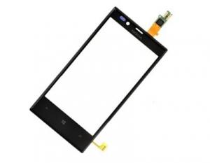 Dotyková deska Nokia 720 Lumia originál černá