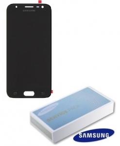 Dotyková deska Samsung J330 Galaxy J3 (2017) + LCD black Service Pack - originál