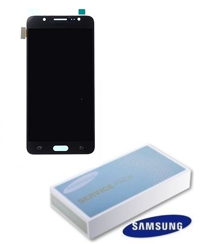 Dotyková deska Samsung J510 Galaxy J5 (2016) + LCD black Service Pack - originál