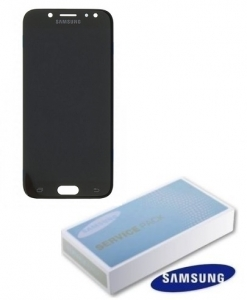 Dotyková deska Samsung J530 Galaxy J5 (2017) + LCD black Service Pack - originál