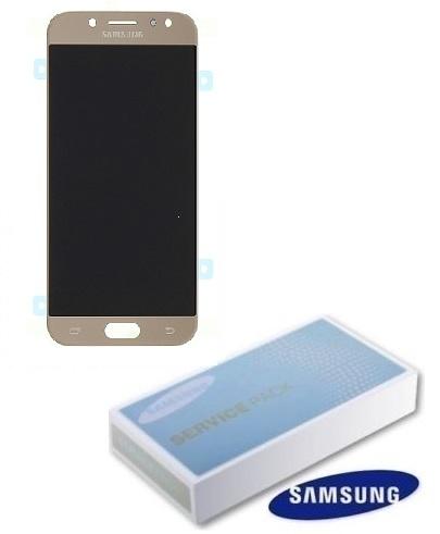 Dotyková deska Samsung J530 Galaxy J5 (2017) + LCD gold Service Pack - originál