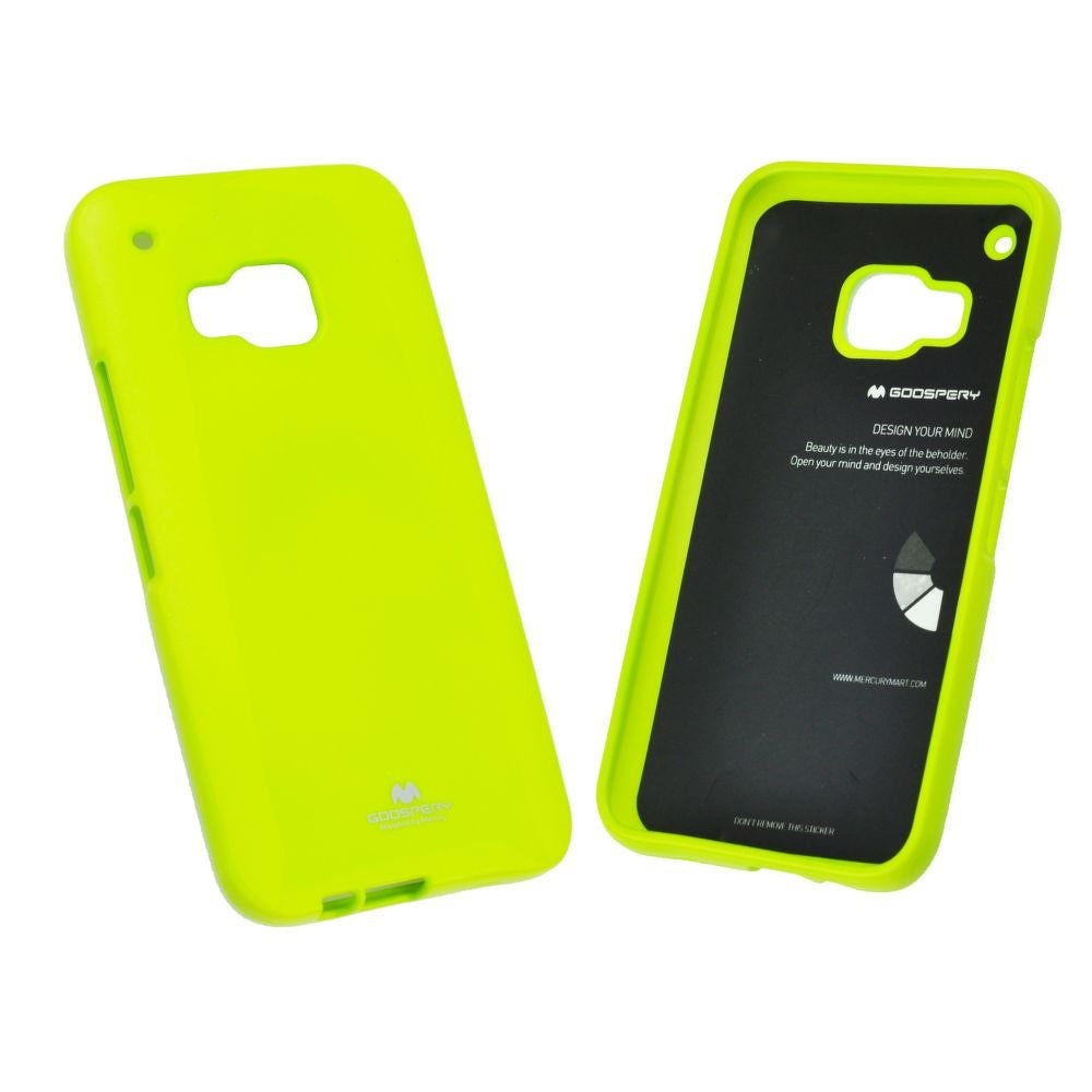 Pouzdro MERCURY Jelly Case Huawei P SMART (2019) limetka
