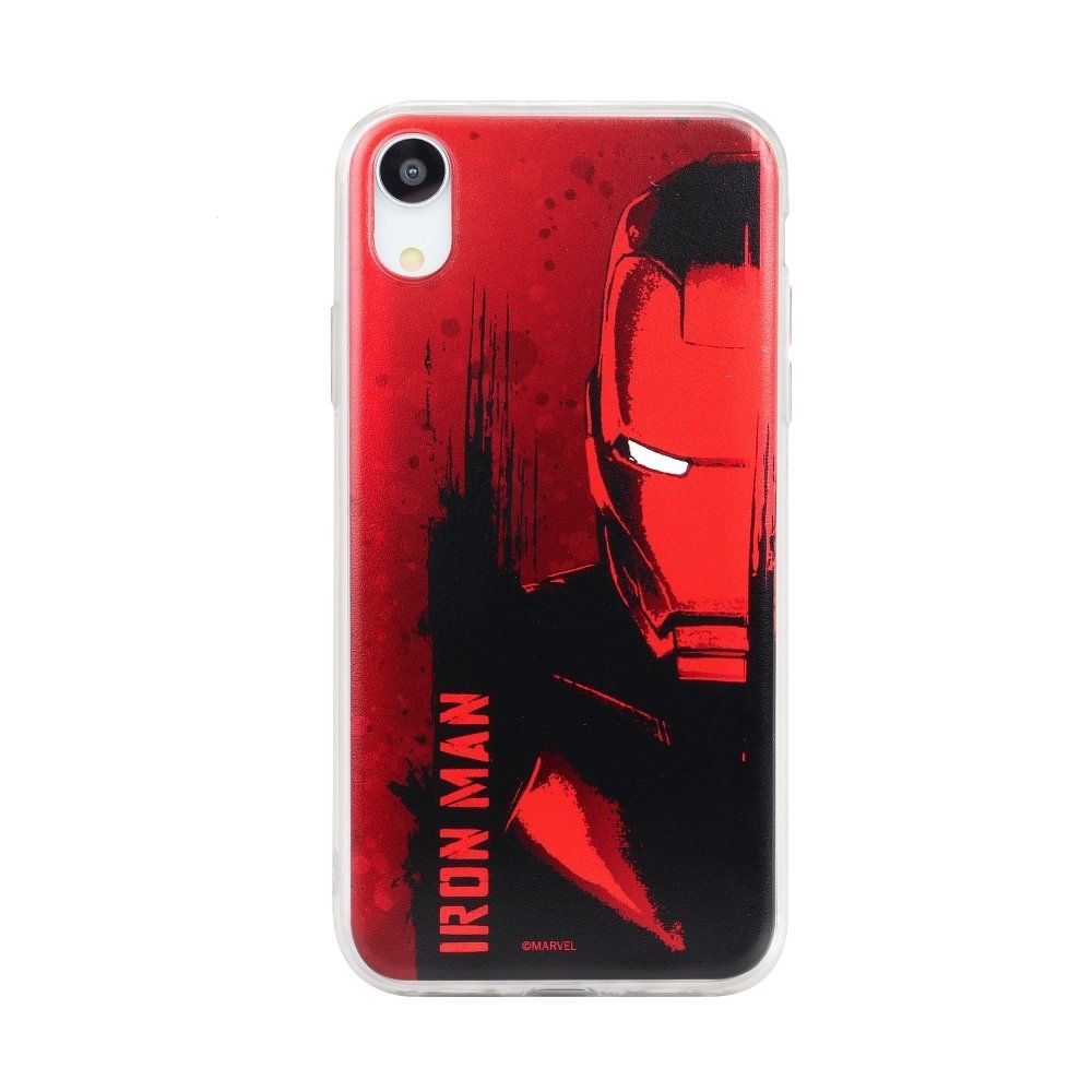 Pouzdro iPhone 6, 6S, 7, 8 (4,7) MARVEL Iron Man vzor 004