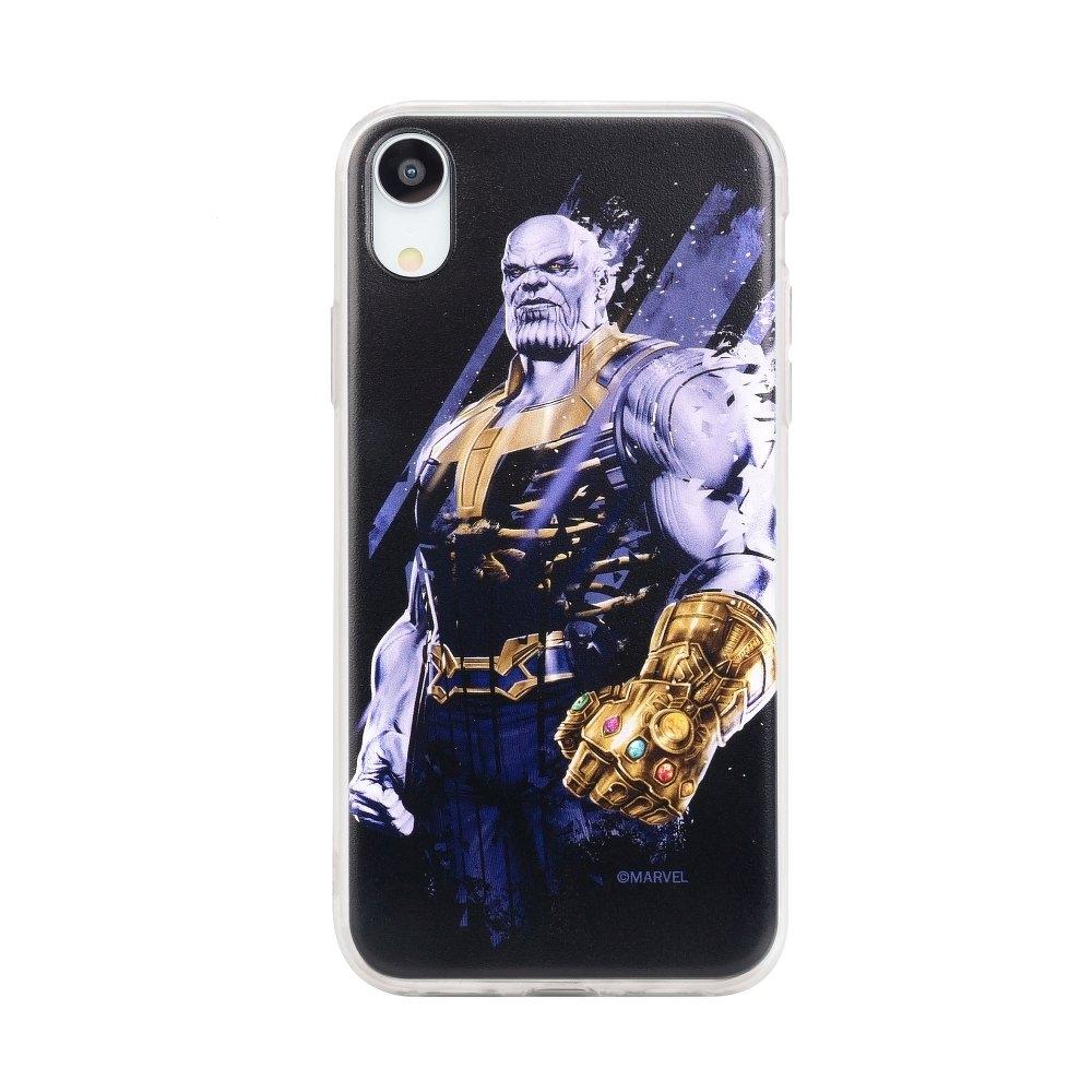 Pouzdro Samsung J415 Galaxy J4 PLUS (2018) MARVEL Thanos vzor 003