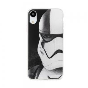 Pouzdro Samsung A605 Galaxy A6 PLUS (2018) Star Wars Stormtrooper vzor 001