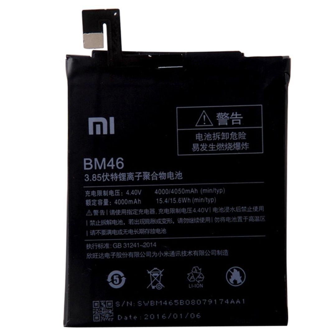 Baterie Xiaomi BM46 4000mAh - Redmi NOTE 3 - bulk