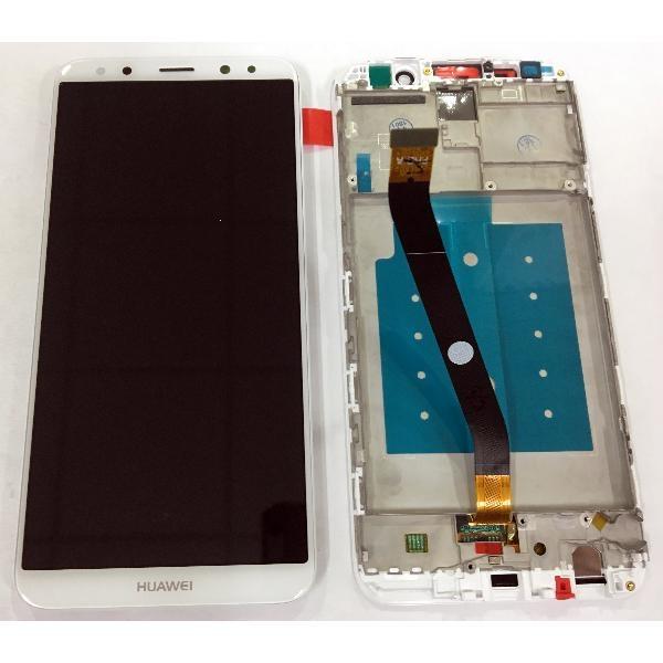 Dotyková deska Huawei MATE 10 LITE + LCD s rámečkem bílá