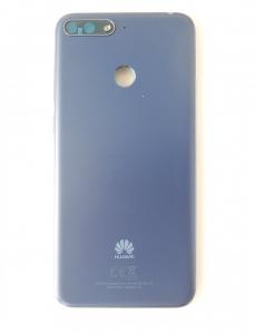 Huawei Y6 (2018) PRIME kryt baterie modrá