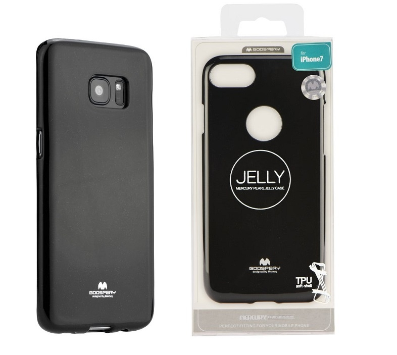 Pouzdro MERCURY Jelly Case Huawei P30 PRO černá