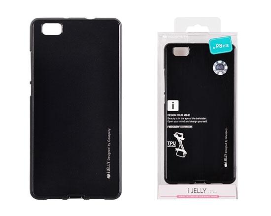 Pouzdro MERCURY i-Jelly Case METAL Samsung A750 Galaxy A7 (2018) černá