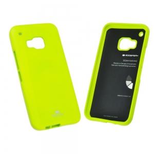 Pouzdro MERCURY Jelly Case Samsung G973 Galaxy S10 limetka