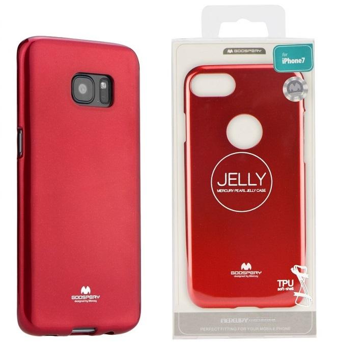 Pouzdro MERCURY Jelly Case Huawei P30 PRO červená