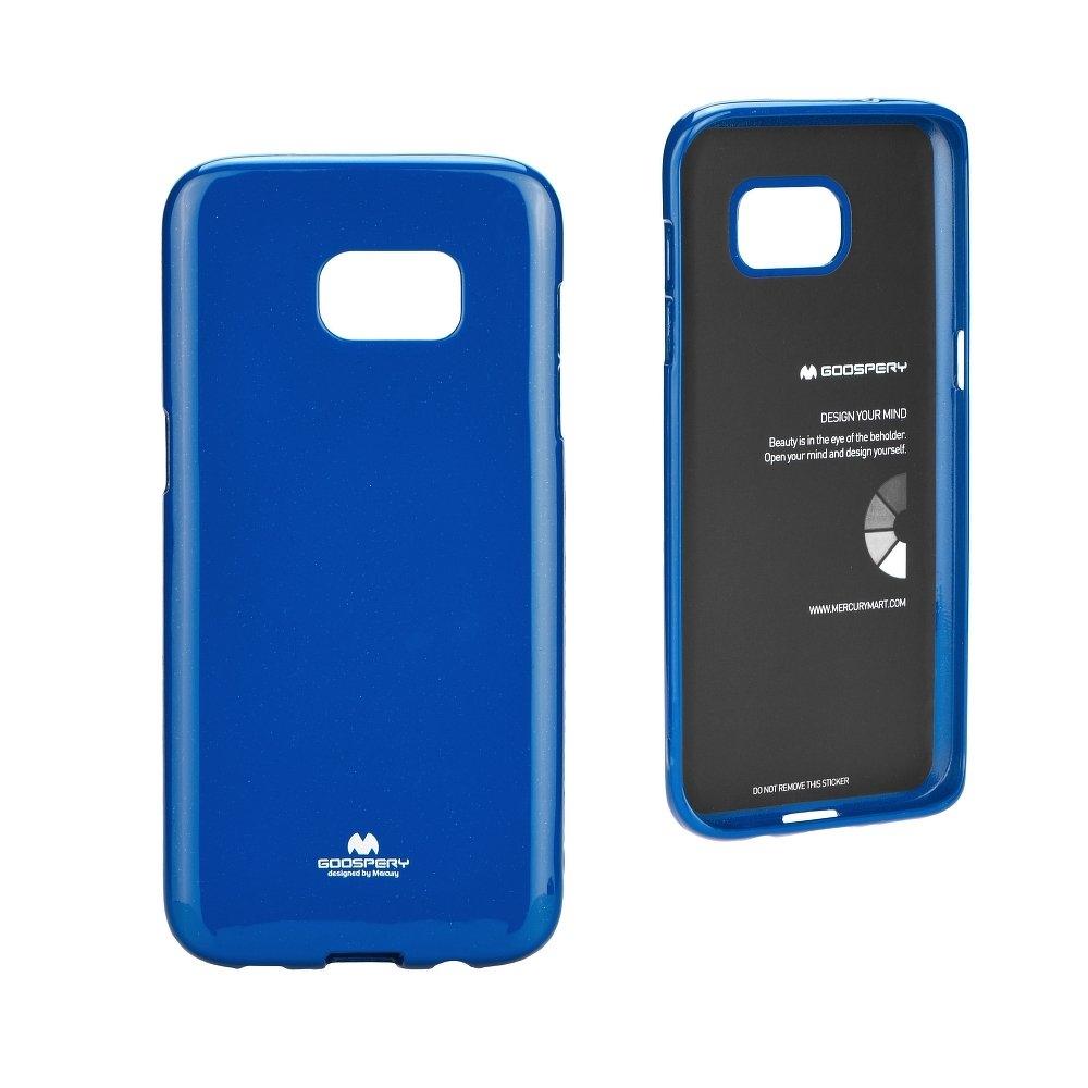 Pouzdro MERCURY Jelly Case Huawei P30 tmavě modrá