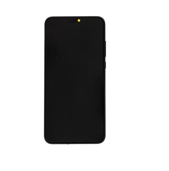 Dotyková deska Huawei HONOR 8X + LCD s rámečkem černá