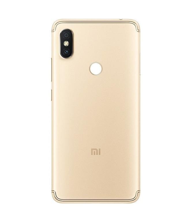 Xiaomi Redmi S2 kryt baterie zlatá