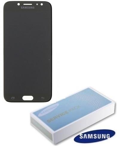 Dotyková deska Samsung J730 Galaxy J7 (2017) + LCD black Service Pack - originál
