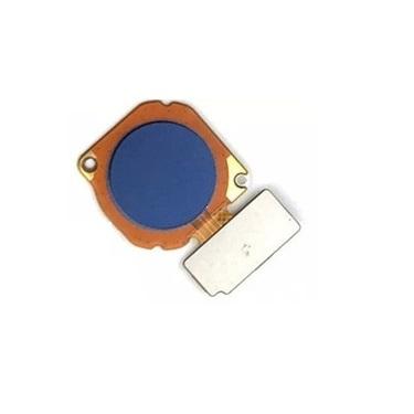 Huawei MATE 20 LITE flex pásek otisk prstu button modrá