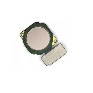 Huawei MATE 20 LITE flex pásek otisk prstu button zlatá