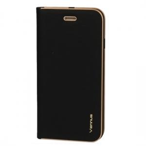 Pouzdro LUNA Book Xiaomi Pocofone F1 barva černá