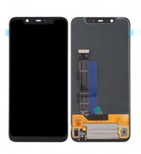 Dotyková deska Xiaomi Mi 8 + LCD černá