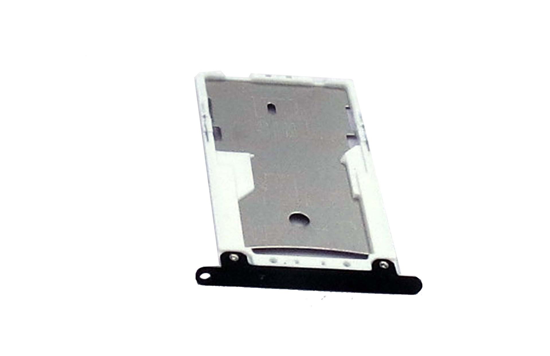 Držák (šuplík) SIM Xiaomi Redmi NOTE 4X černá