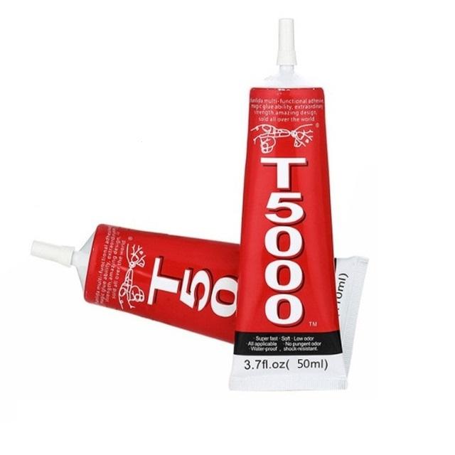 Lepidlo T-5000 50ml - white