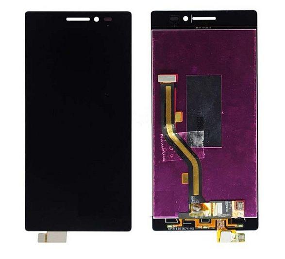 Dotyková deska Lenovo Vibe X2 + LCD černá