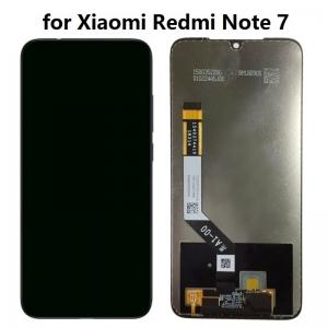 Dotyková deska Xiaomi Redmi NOTE 7 + LCD černá