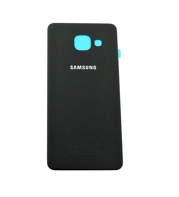 Samsung A710 Galaxy A7 (2016) kryt baterie + lepítka černá