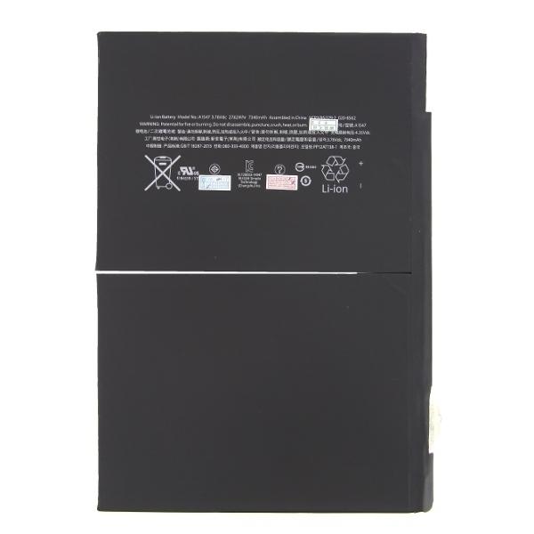 Baterie iPad AIR2 A1547 020-8562 7.340mAh Li-ion (Bulk)