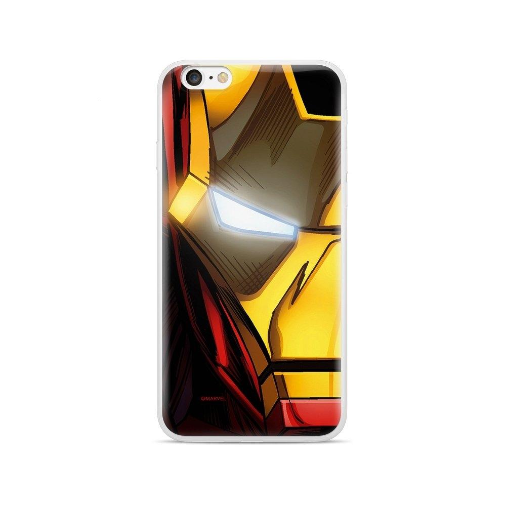 Pouzdro Huawei P SMART 2019 MARVEL Iron Man vzor 021