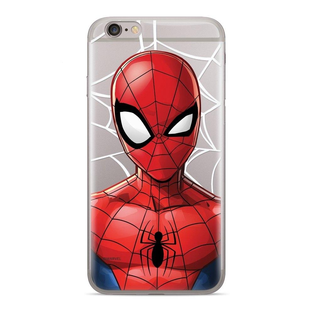 Pouzdro Huawei P SMART 2019 MARVEL Spiderman vzor 012