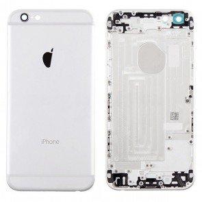 Kryt baterie + střední iPhone 6S 4,7 originál barva silver / white